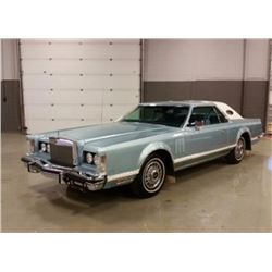 1979 FORD LINCOLN MARK V