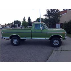 1974 FORD F250 RANGER HI BOY