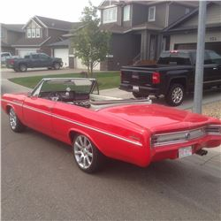 1964 BUICK SPECIAL CUSTOM CONVERTIBLE