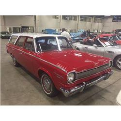 1966 AMC AMERICAN 440 RAMBLER
