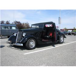 4:15 PM SATURDAY FEATURE 1934 FORD CABRIOLET STREET ROD