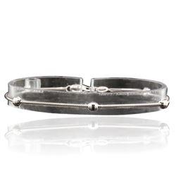 14KT White Gold Bracelet