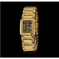 Ladies Patek Philippe 18KT Rose Gold Twenty-4 Diamond Wristwatch