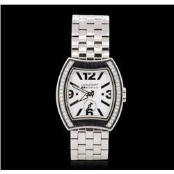 Ladies Stainless Steel Bedat Wristwatch