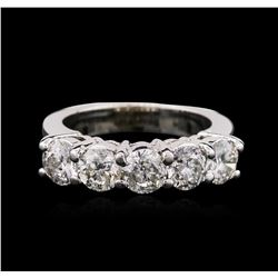 14KT White Gold 2.02 ctw Diamond Ring