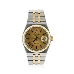 Gents Rolex Two-Tone DateJust Wristwatch