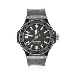 Hublot Titanium Big Bang King Black Magic Wristwatch