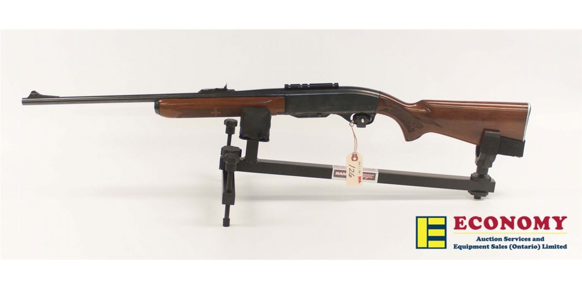 Remington 742 Woodsmaster Rifle