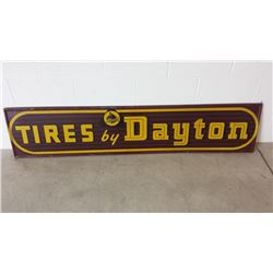 Tires by Dayton SST Sign 72x16