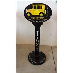 Cab Stand Cast Iron 48x18