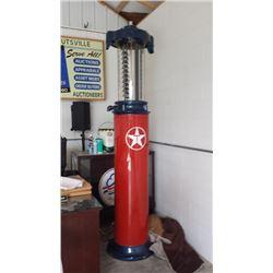 Texaco 10 Gallon Visible Gas Pump