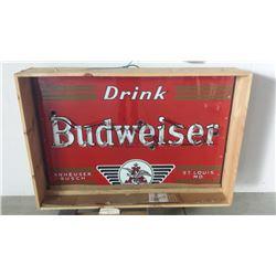 Original Budweiser SSP Neon Sign 54x36