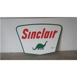 1964 Sinclair Dino DSP Sign 60x44