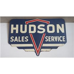 Hudson Sales Service Sign DST 72x48