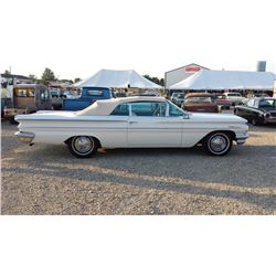 1960 Pontiac Catalina Convertible 389 Automatic