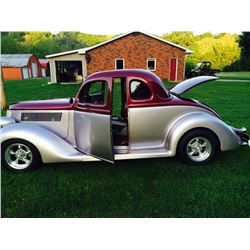 1936 Ford 5 Window Coupe 302/AOD