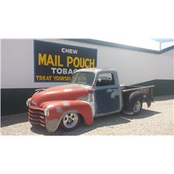 1949 Chevrolet 3100 Pickup Tk 350 Automatic