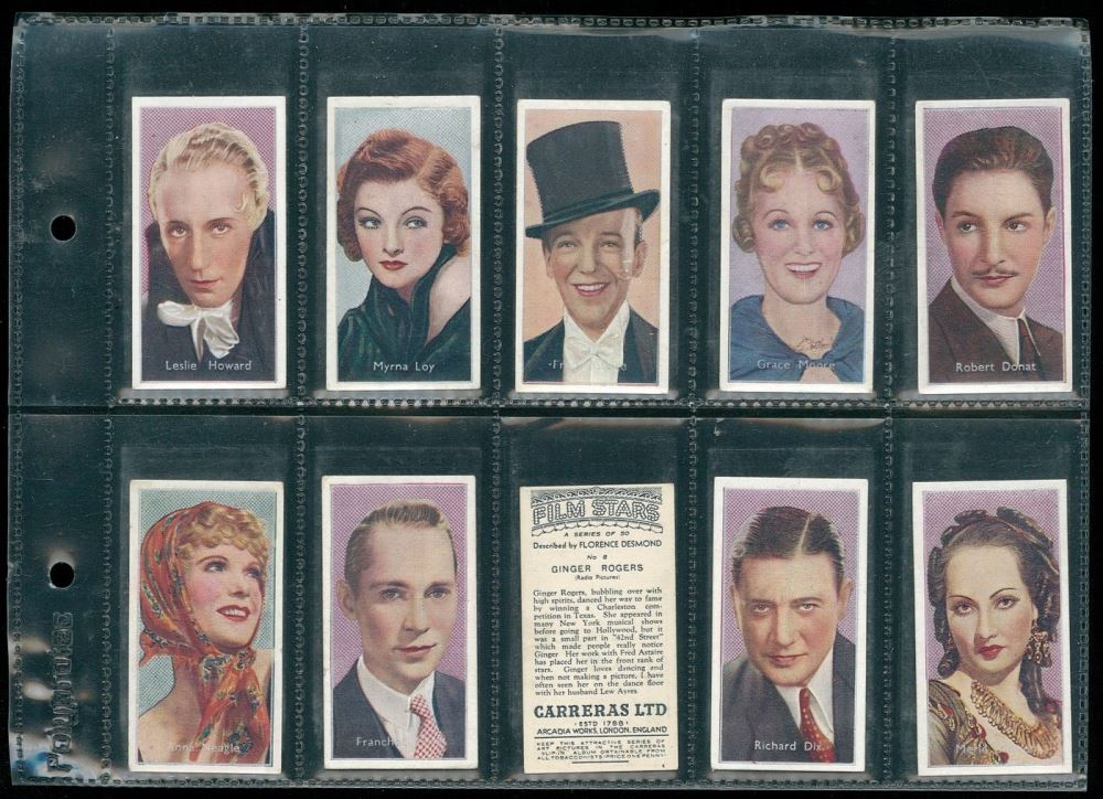 Complete Set of (50) 1936