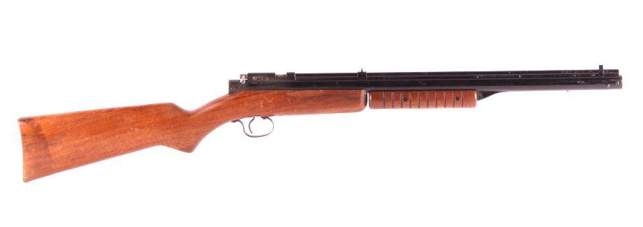 Benjamin Franklin Model 312 Pump Action Air Rifle