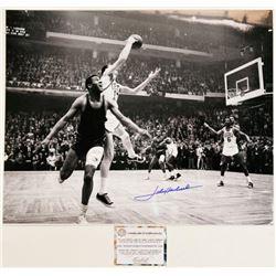 "Signed John Havlicek Boston Celtics Photo 16"" x 20"""