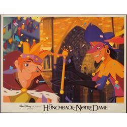 Hunchback of Notre Dame Orig Lobby Card Quasimodo Fool