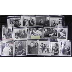 15) Original Kennedy Press Photos- Ethel Joseph Robert