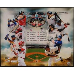 Limited Edition Collage 2011 All-Star Game Photograph