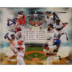 2011 Limited Edition All-Star Game Collage Photograph