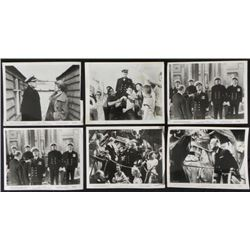 6 All At Sea Lobby Photo Cards Movie Scenes MGM 1958