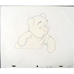 Drawing Animation Rough Life Winnie the Pooh Original
