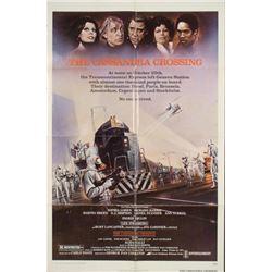 Cassandra Crossing Original 1 Sh Movie Poster 1976