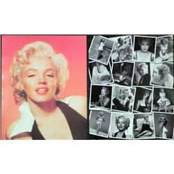 2 Marilyn Monroe Photo Prints Posters Collage