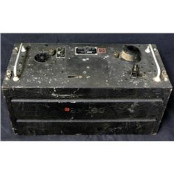 WWII Signal Corps US Army Transmitter Tuning Unit GE