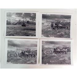 Korean War Tank Pictures