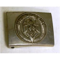 HITLER YOUTH BELT BUCKLE-ORIGINAL-WELL MARKED