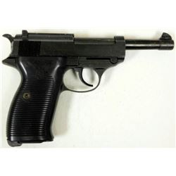 "NAZI P38 ""MGC"" HAND GUN--WORKING PARTS-EXACT REPLICA"