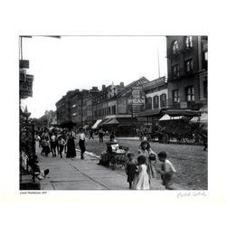 Brian Merlis Lower Manhattan 1895 Giclee