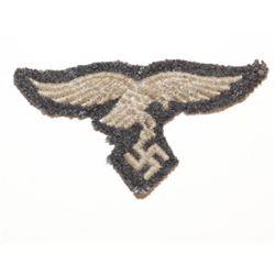 NAZI LUFTWAFFE M43 CAP EAGLE & SWASTIKA