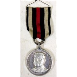 RARE PRE-NAZI HINDENBURG FOR PRESIDENT MEDAL W/RIBBON
