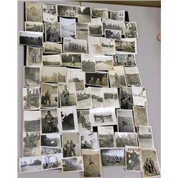 ORIGINAL 50+ WWII U.S. PHOTOS--ALL MILITARY