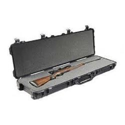 "_NEW!_ Pelican 1750 Long Case 50x13x5"" w/Wheels Watertight/Dust & Crushproof Poly Black 01942800569"