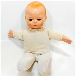 1924 E.I.H. CO HORSEMAN DOLL W/ SLEEPY EYE