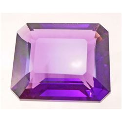 41.87 CT PURPLE BRAZILIAN AMETHYST