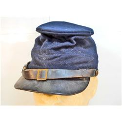US UNION ARMY ENLISTED MANS INFANTRY KEPI
