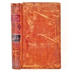"1819 KINGS BENCH AND COMMON PLEAS FROM 1785-1818"" HARDCOVER BOOK"
