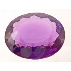 34.56 CT PURPLE BRAZILIAN AMETHYST