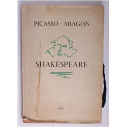 Picasso - Aragon Shakespeare, by Harry N. Abrams, a