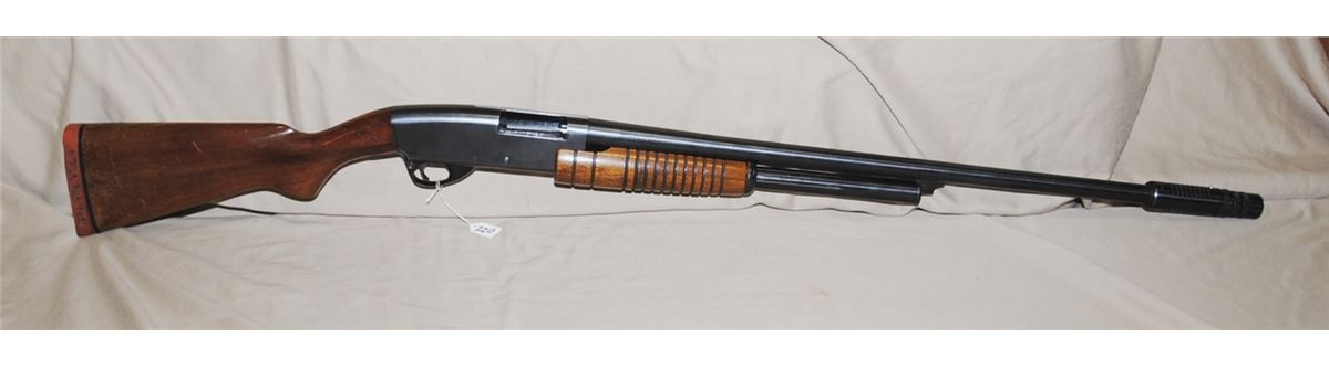 STEVENS SAVAGE MODEL 77B 16 GAUGE SHOTGUN