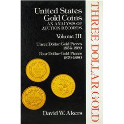 Akers on $3 and $4 Gold Pieces