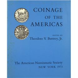 Buttrey on Coins of the Americas
